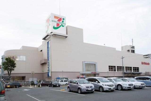 水平的マーケティング・システムなどで活用されるスーパー(写真はイトーヨーカ堂) 写真/Kozo KODACHI