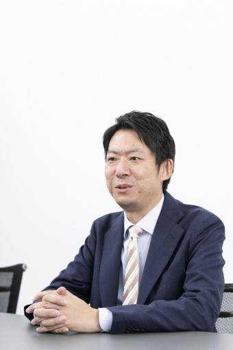 ブックオフコーポレーション マーケティング部 部長 千田竜也氏