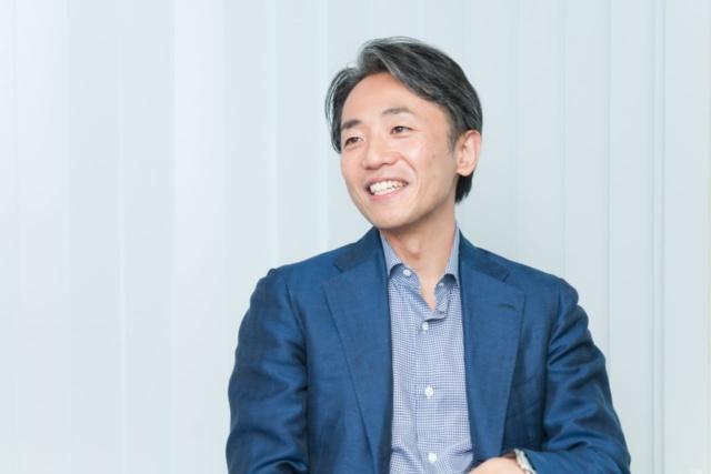 グリー共同創業者で現在は慶應イノベーション・イニシアティブ社長を務める山岸広太郎氏