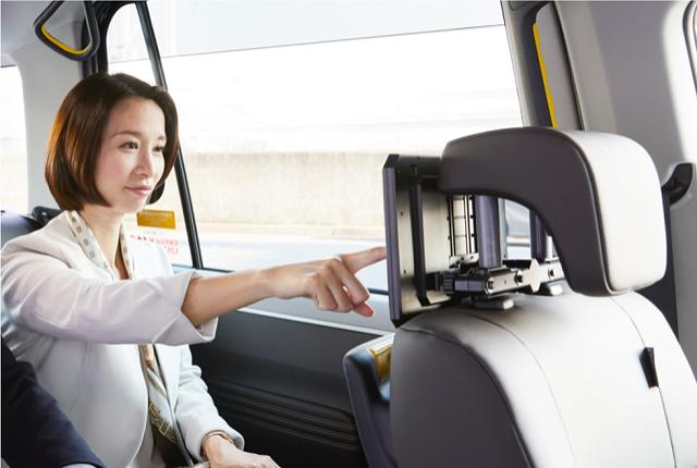 JapanTaxiの車載タブレットでNTTドコモのd払いが利用可能に
