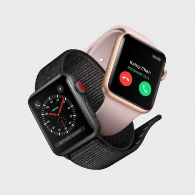 「Apple Watch Series 3」は「新しい価値を提供する製品」(前刀氏)