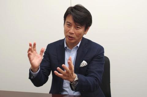米アップルやディズニーなどの企業で、ブランドとしての「らしさ」を常に考えてきたという前刀禎明氏
