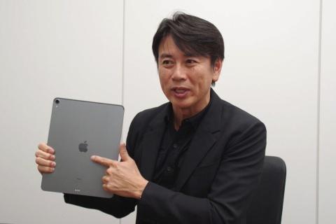 前刀禎明氏は米アップル本社で副社長も務めた