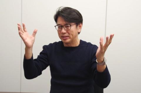 「こういう時代だからこそ無理やりにでもポジティブに考えたほうがいい」と前刀禎明氏