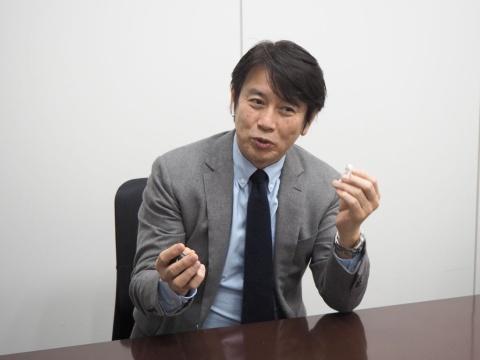 「Clubhouseはアイデアを生むのに向くSNS」と言う前刀禎明氏