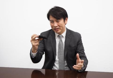 「アップルのOSを載せた自動車が街を走るようになる」と前刀禎明氏
