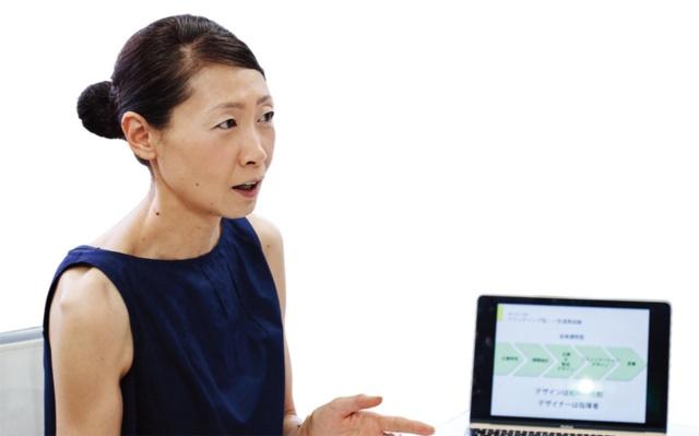 廣田尚子氏、本質から生まれるデザインが企業の価値を高める(画像)