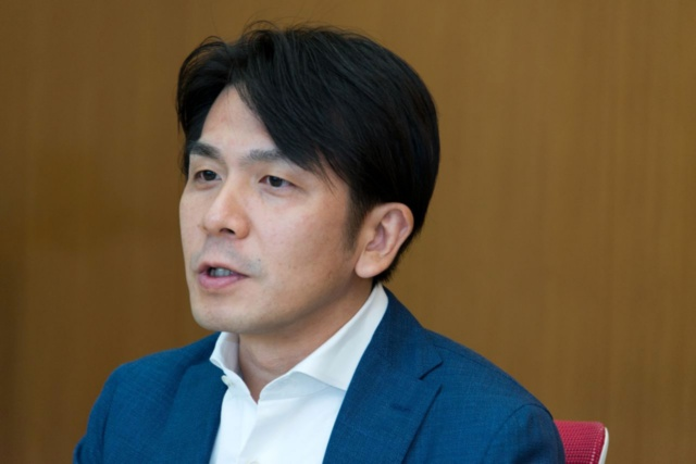 アニプレックスの岩上敦宏社長。プロデューサーとして『劇場版 空の境界』や「物語」シリーズ、「魔法少女まどか☆マギカ」シリーズなどのヒットシリーズを手掛け、2016年に社長に就任