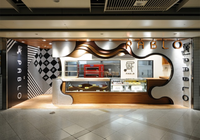 PABLOは2011年9月、大阪・梅田に1号店をオープン