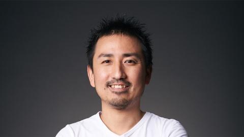 電通 第4CRプランニング局 クリエーティブ・ディレクターの志村和宏氏。「TUNA SCOPE」をゼロから開発した