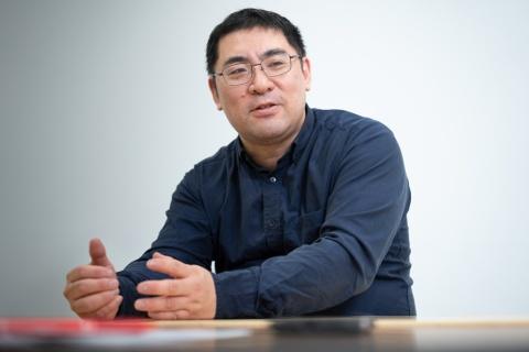 ゲーム・AI開発者の三宅陽一郎氏