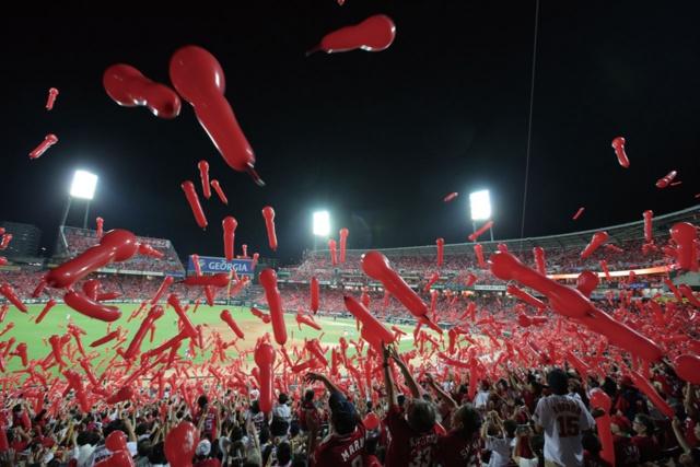 広島カープ観客数倍増 球場改革に学ぶライト層の呼び込み方(画像)