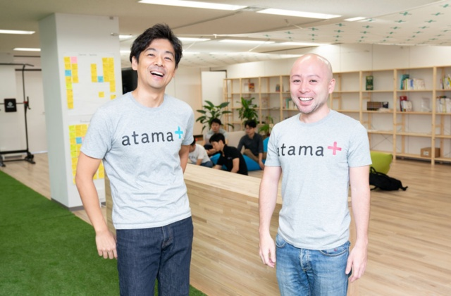 稲田大輔氏(右)と中下真氏(左)