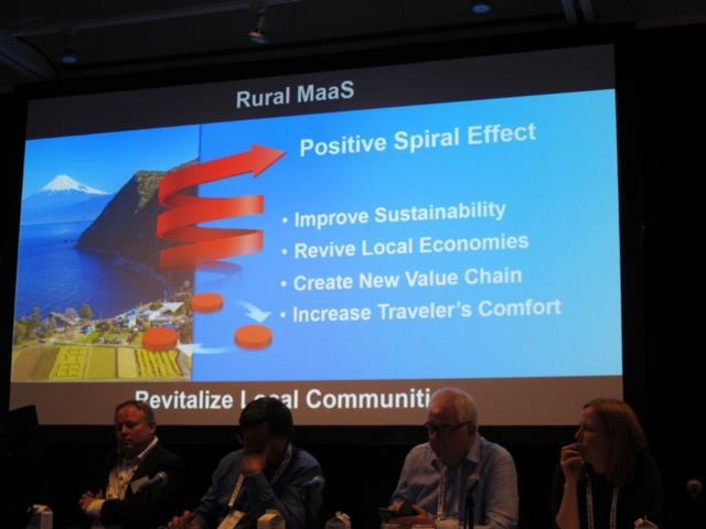 東急は観光をメインとしたMaaSの実現により、地域活性化につなげる狙い