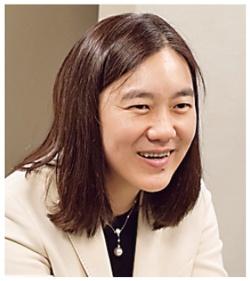誠品生活董事長 呉旻潔氏