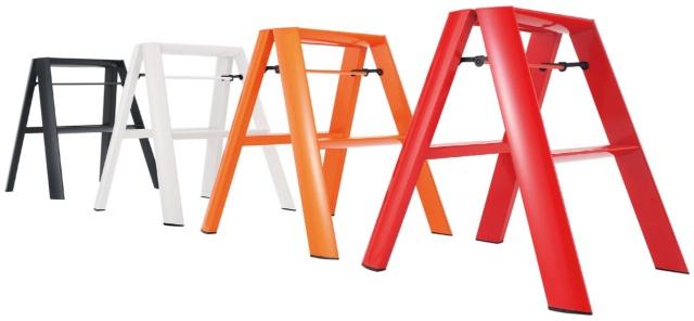 はしごや脚立の新しい姿を提案しイメージを変える