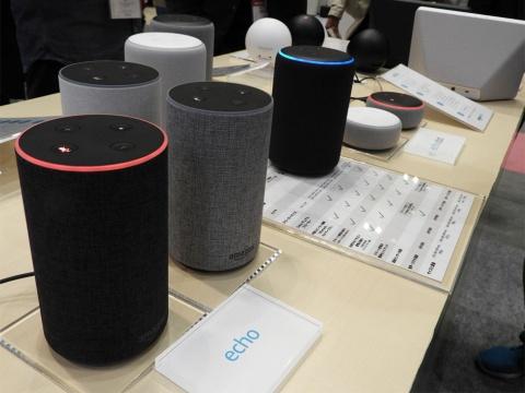 アマゾンは日経クロストレンド EXPO 2018の展示会場にブースを構え、「Amazon Echo」などを紹介していた。ちなみに「Amazon Echo Show」の日本発売は12月12日で、価格は2万7980円(税込み)