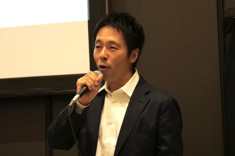 エヌビディア インダストリー事業部 ビジネスデベロップメント シニアマネージャーの鈴木紀行氏