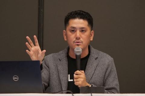LINE Pay取締役COO 長福久弘氏