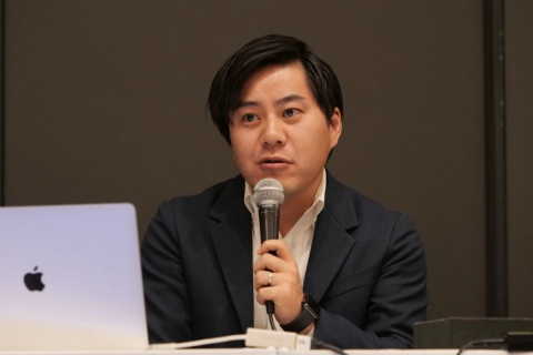 Origami 事業開発ディレクター 伏見慎剛氏