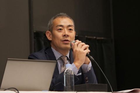 PayPay代表取締役社長執行役員 CEO 中山一郎氏