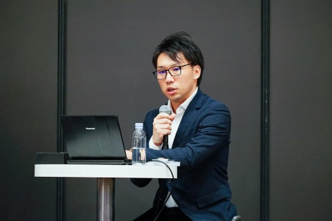 MaaS Tech Japan社長の日高洋祐氏。今年、鉄道会社を離れてMaaS Tech Japanを立ち上げ、MaaSプラットフォーム事業などを行う