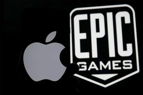 米エピックゲームズは、米アップルが反トラスト法(独占禁止法)に違反しているとして訴訟を起こしている(写真提供/Shutterstock)