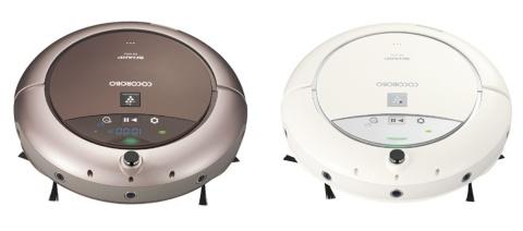 シャープの掃除機ロボット「ココロボ」(写真/シャープ)
