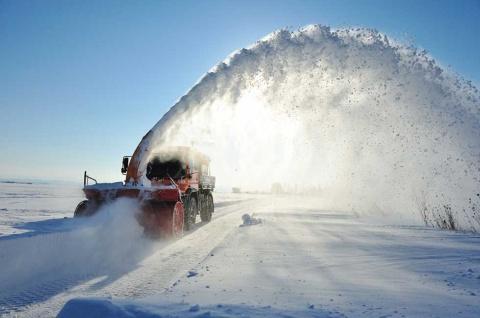 北海道など積雪地特有の融雪システムにAIを活用したある事例は、テクノロジーと企業理念をうまく調和させており、多くのことが学べる(写真/Shutterstock)