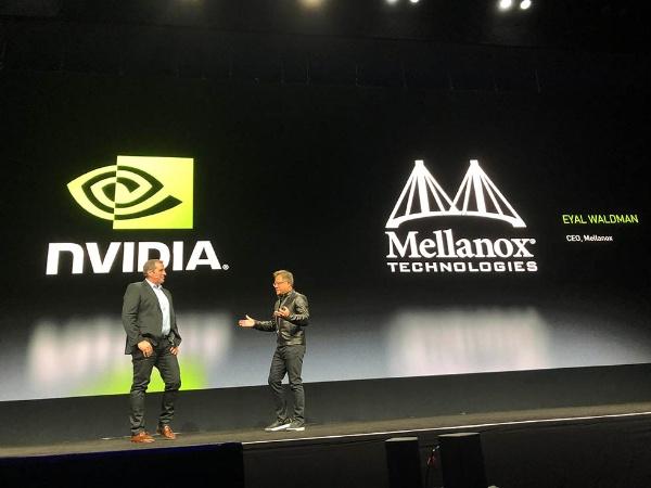 2019年3月に開催した「GPU Technology Conference(GTC)」の様子