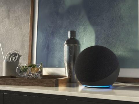 音声AIアシスタントデバイスの「Echo」新製品(出所/米アマゾン・ドット・コム)