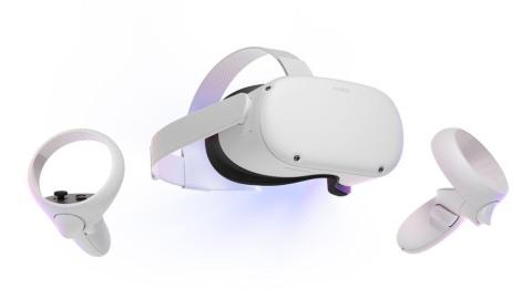 「Oculus Quest 2」(出所/フェイスブック)