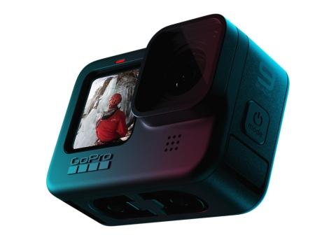ゴープロのアクションカメラの最新版GoPro HERO9 Black