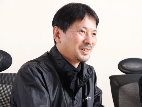 IoTソリューション事業部製造1部の太田義則氏