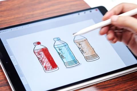 基本的なテクニックを身に付ければ、絵心なしでもそれなりのイラストが描けるようになる。必要なのはiPadとApple Pencil。そしてレイヤーに対応したアプリだ
