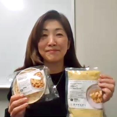 ロイヤルホールディングス 事業開発部 新規事業開発室 ロイヤルデリ担当部長の庵原リサ氏
