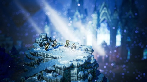 『OCTOPATH TRAVELER』(C)2018 SQUARE ENIX CO., LTD. All Rights Reserved.