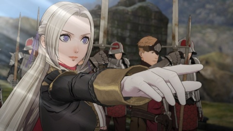 『ファイアーエムブレム風花雪月』(c)2019 Nintendo / INTELLIGENT SYSTEMS / Co-developed by KOEI TECMO GAMES CO., LTD.