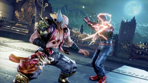 『鉄拳7』は17年に発売されたタイトルで、世界各国で大会を開催している (C)BANDAI NAMCO Entertainment Inc.