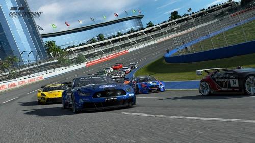 第74回国民体育大会のeスポーツ競技に選ばれた『グランツーリスモSPORT』。(C) 2017 Sony Interactive Entertainment Inc. Developed by Polyphony Digital Inc.
