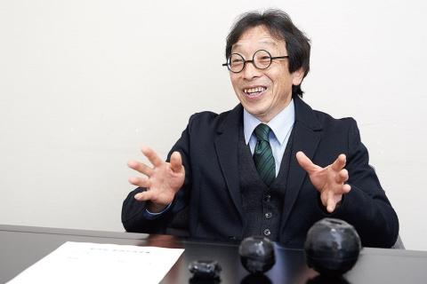 「G-SHOCK」を生んだカシオ計算機の伊部菊雄氏(同社羽村技術センター 開発本部 時計企画統轄部 企画統轄室 アドバイザリー・エンジニア)