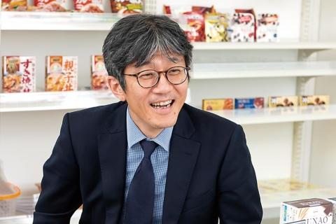 アーモンド効果を生んだ健康事業・新規事業マーケティング部を率いる江崎グリコの木村幸生部長