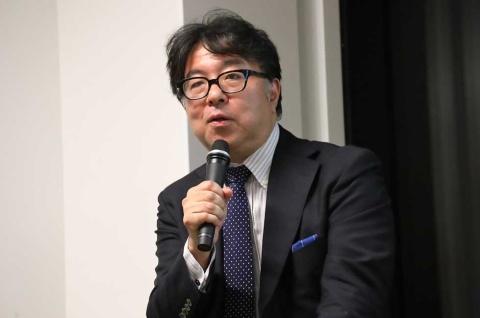 「消費トレンド総覧 2030」を執筆したD4DR社長 藤元健太郎氏