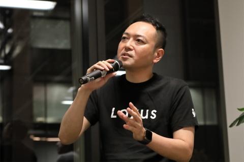 ラクサス・テクノロジーズ(広島)社長の児玉昇司氏