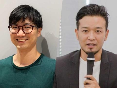 左から木崎大佑氏、小野里寧晃氏