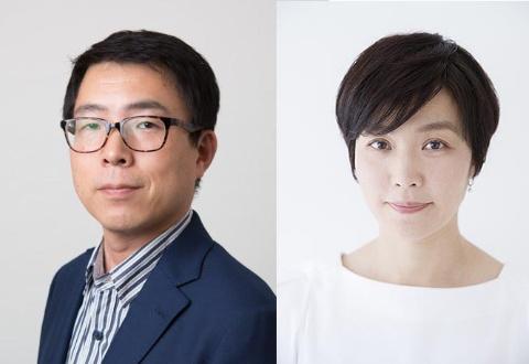 左から鈴木正義氏、遠藤眞代氏