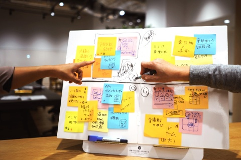 ワークショップなどに使えば、議論が深まりイノベーションにつながる可能性も