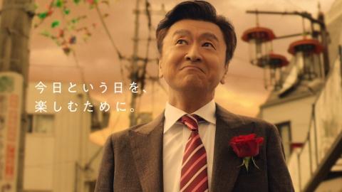 SOMPOホールディングス、損保ジャパンのCMキャラクターに起用された桑田佳祐