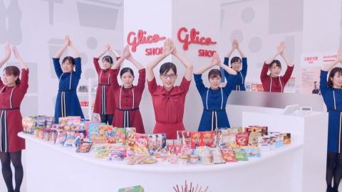 大阪と東京本社、埼玉関東グリコ工場、見学施設「グリコピア」などで5日間に渡り撮影した