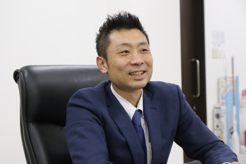 ライソン代表取締役社長・山俊介さん